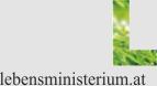 Logo Lebensministerium